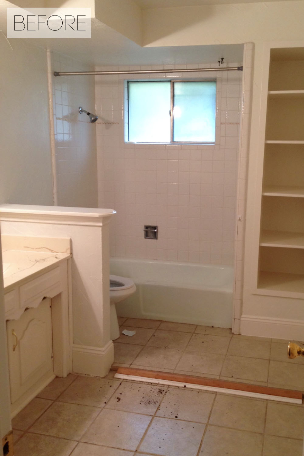 Stacy Charlie Project Guest Bath Remodel Reveal