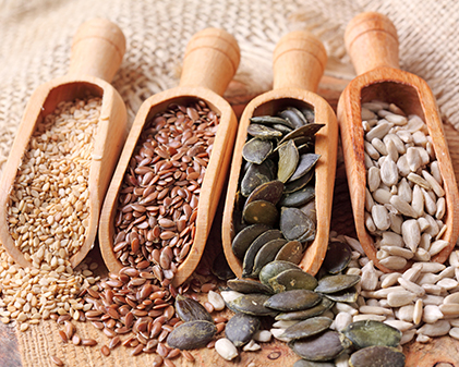 healthy super seeds