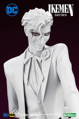 Figuras: Primeras imágenes del Joker Ikemen de - Kotobukiya