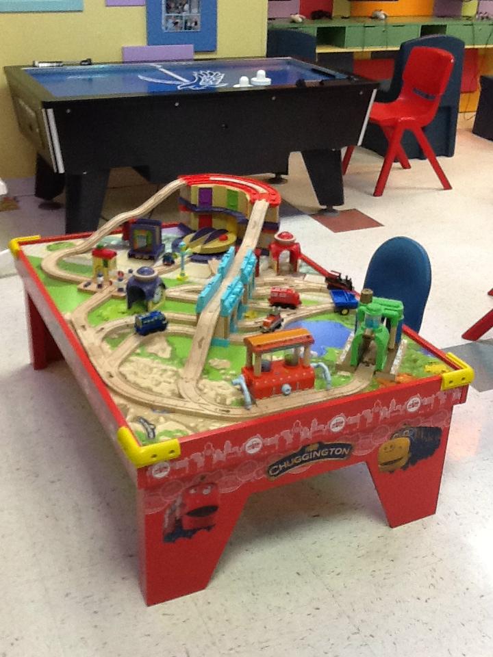 Niagara Hobby News Chuggington Play Table Donated To Women