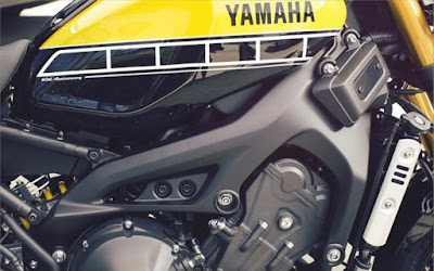 Yamaha XSR900 engine Hd Pictures
