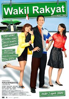 Download Film Wakil Rakyat (2009) DVDRip