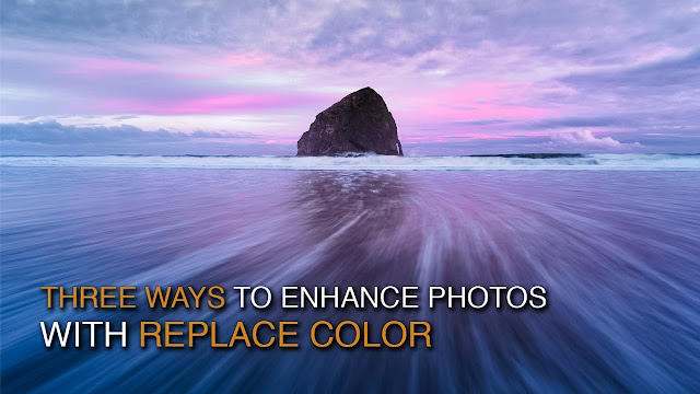 "3 Unusual And Great Ways To Use ""Replace Color"" In Photoshop"