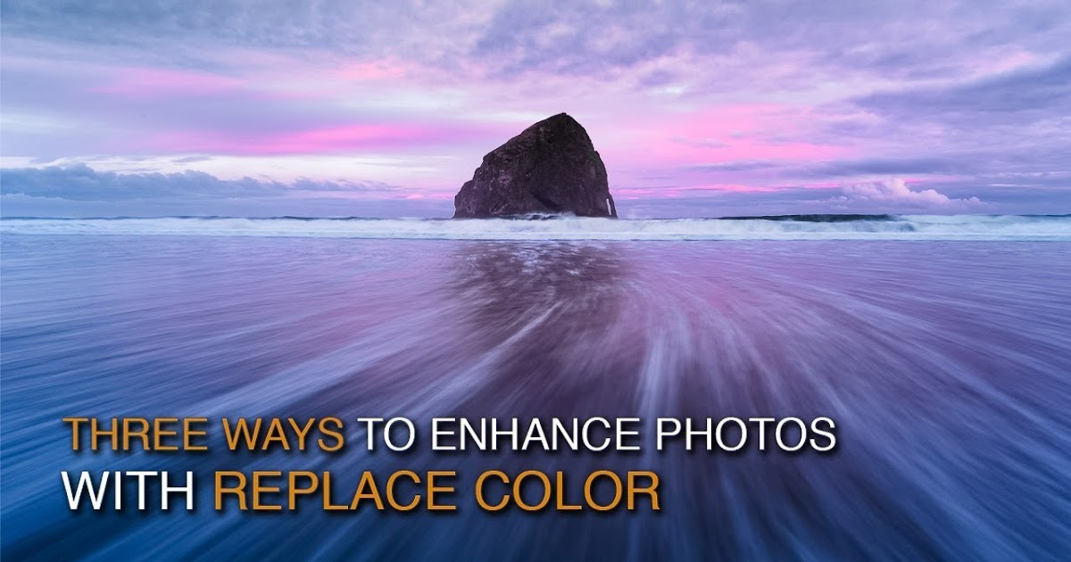 """3 Unusual And Great Ways To Use """"Replace Color"""" In Photoshop"""