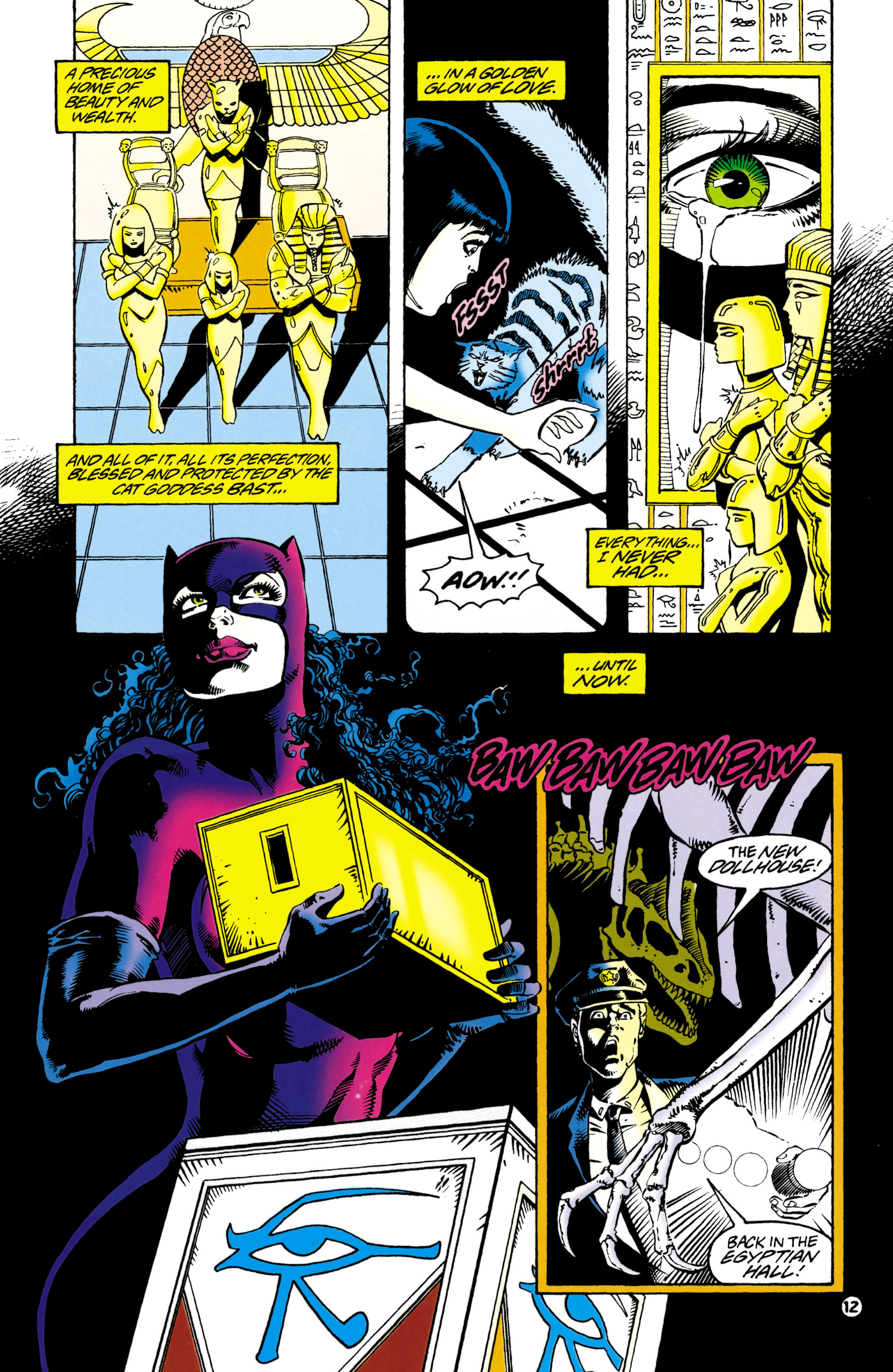 Catwoman (1993) Issue #39 #44 - English 13