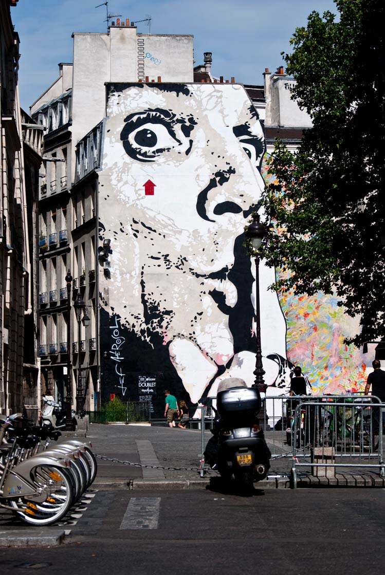 Facebook Cover Wallpaper Quotes Paris Paris Graffiti