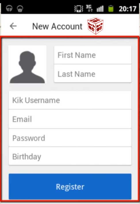 Create a kik account on pc | Kik PC Login  2019-04-29
