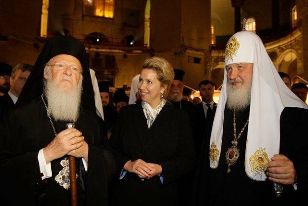 Η Ρωσική Εκκλησία απαιτεί από το Οικουμενικό Πατριαρχείο να ζητήσει συγγνώμη