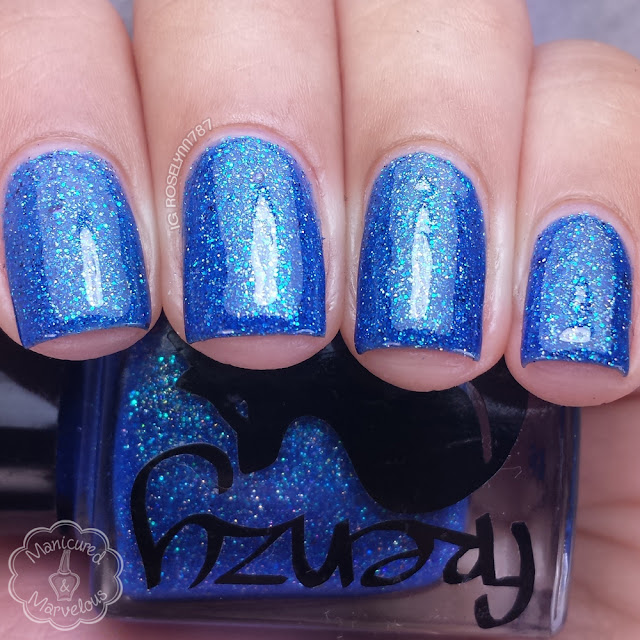Frenzy Polish - Blue Screen of Death