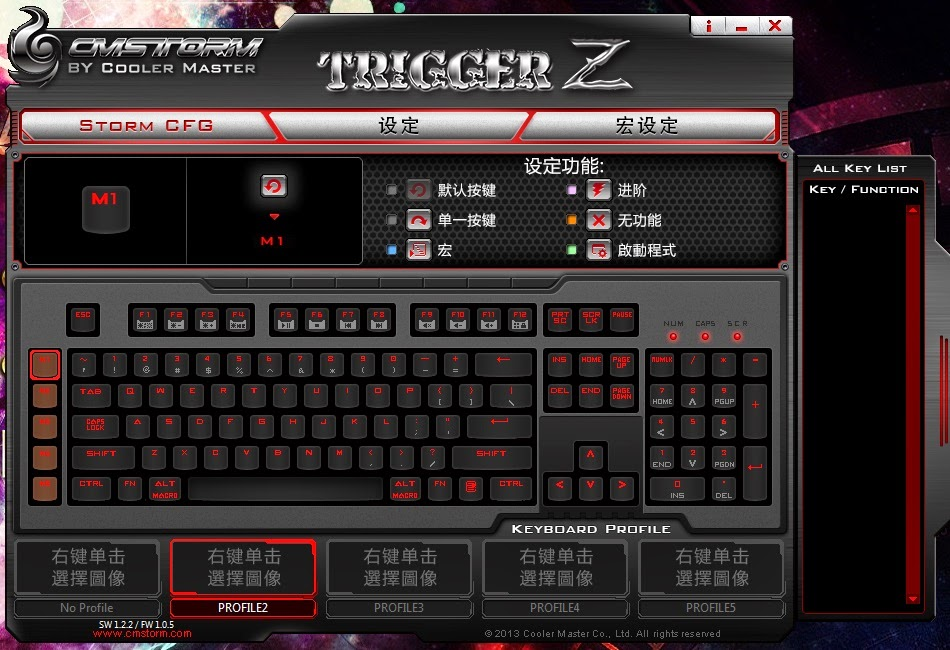 TCHW Reviews: Quick Review: Cooler Master CM Storm Trigger Z