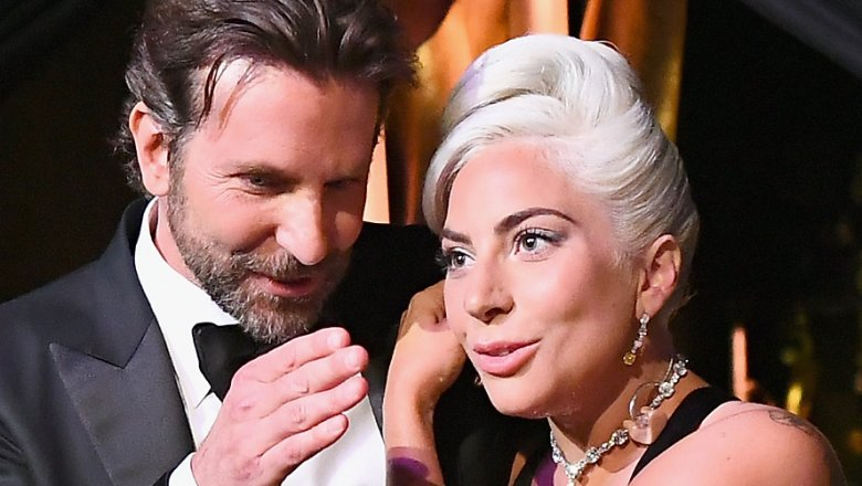 Bradley Cooper and Lady Gaga perform onstage during the 91st Annual Academy Awards at Dolby Theatre