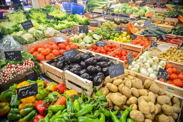 Rural areas supermarket