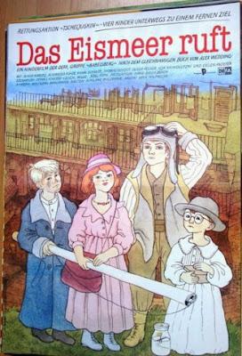 Зов тонущего корабля / Das Eismeer ruft. 1984.