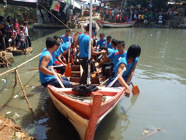 Lomban Batang Balap Perahu