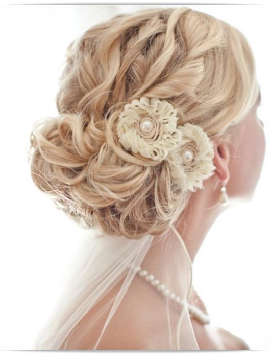 Neue Brautfrisuren für kurze Haare