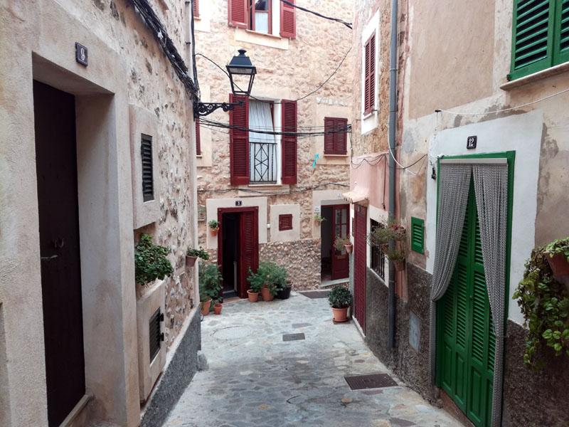 Foto: Estellencs, Maiorca