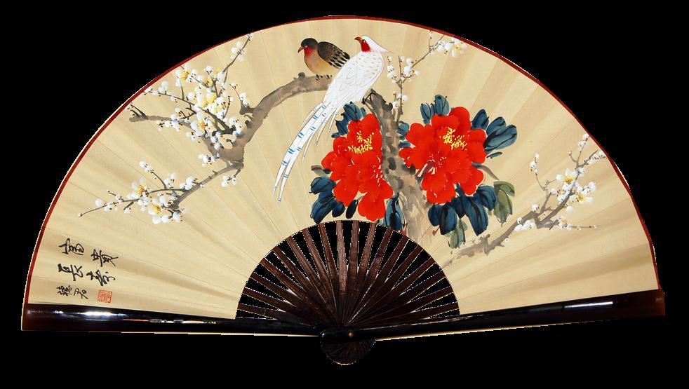 Abanicos Japoneses | Costumbres de Asia