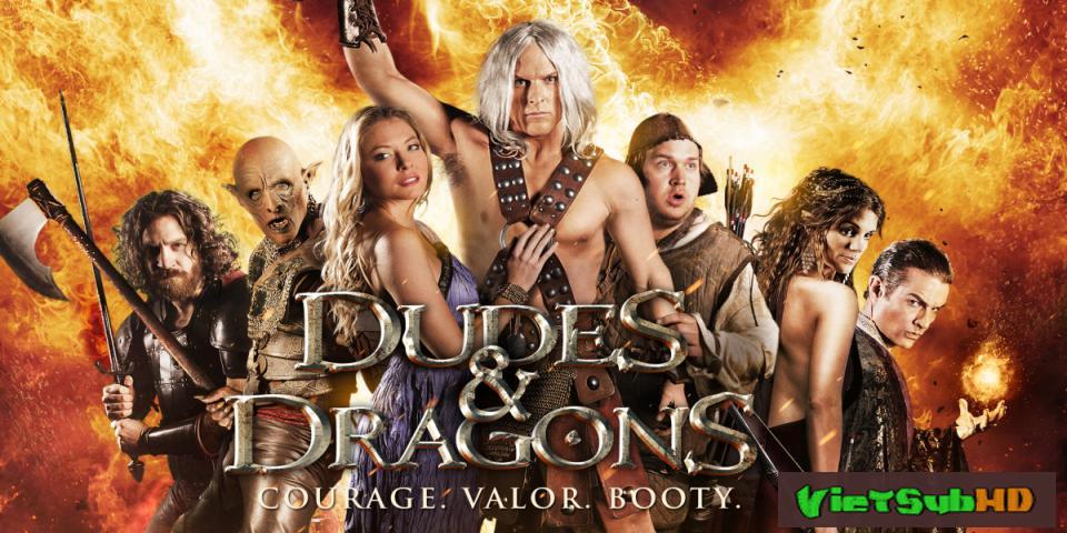Phim Chiến Binh Rồng VietSub HD | Dudes & Dragons 2015
