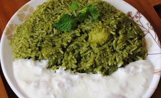 Haryana Aloo Chutney Pulao Recipe | foddiescorner