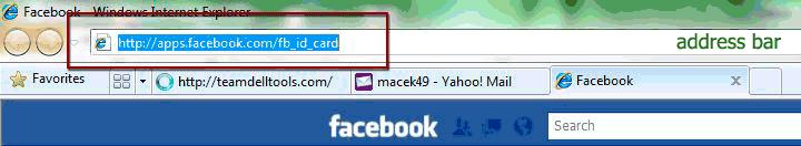 Maksud Dot Blog   PeoplesChoice: How to create Facebook ID Card