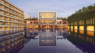 The most luxurious and expensive hotel in India