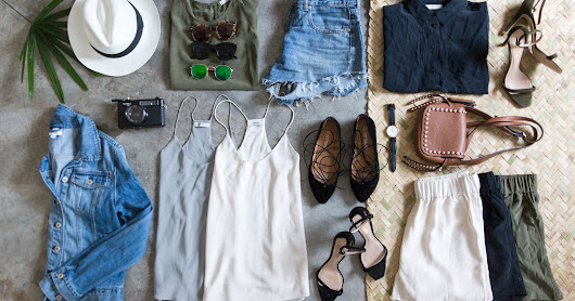 Tips to Travel Well and Dress Light