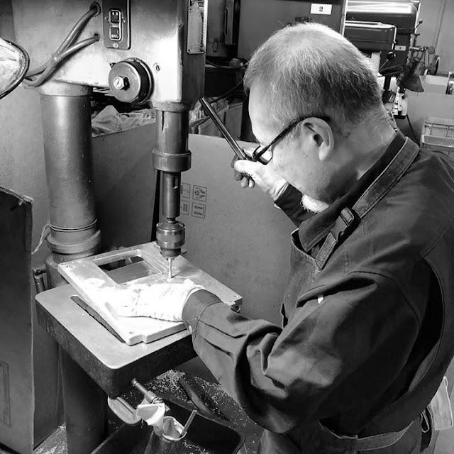Swan鵝牌極致鵝絨日式刨冰 日式刨冰機 雪花冰機 口感質地耐用度遠高於hatsuyuki 初雪-swan-kakigori-osaka-headquarters-factory-professional-craftsman-perfecting-every-detail
