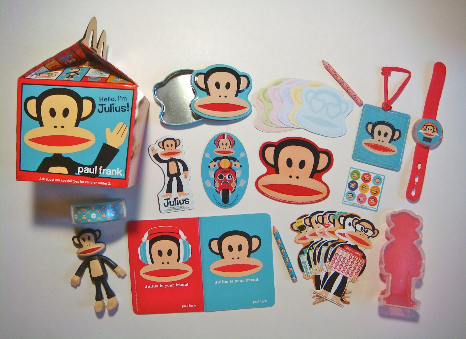 Mcdonalds Happy Meal Toys This Week 69