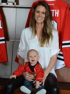Kelly Rae And Her Son