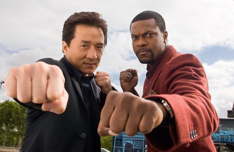 """Jackie Chan confirma desenvolvimento de """"A Hora do Rush 4"""""""