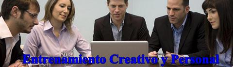 Entrenamiento creativo y personal