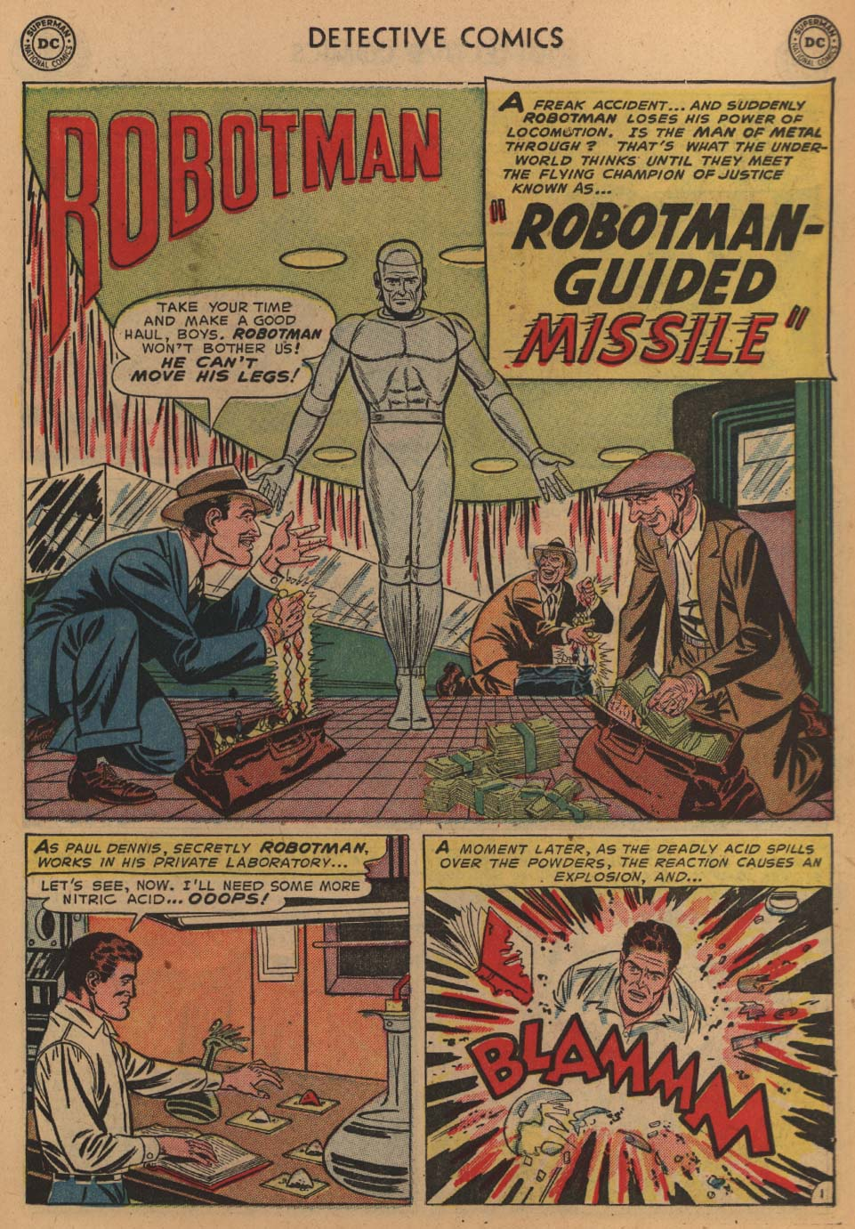 Detective Comics (1937) 195 Page 24
