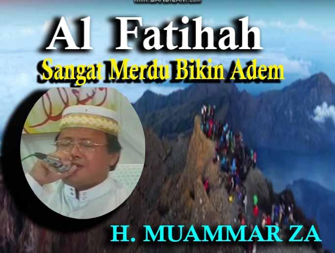 Geografi9 Surat Al Fatihah Oleh Jmuammarza