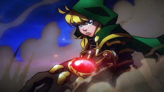 Battle Chasers Nightwar PS Vita Wallpaper