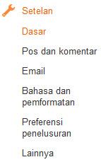 Cara memidahkan blog berflatform blogspot ke akun email gmail berbeda lainnya Cara Praktis Memindahkan Blogspot  ke Akun Gmail Lain