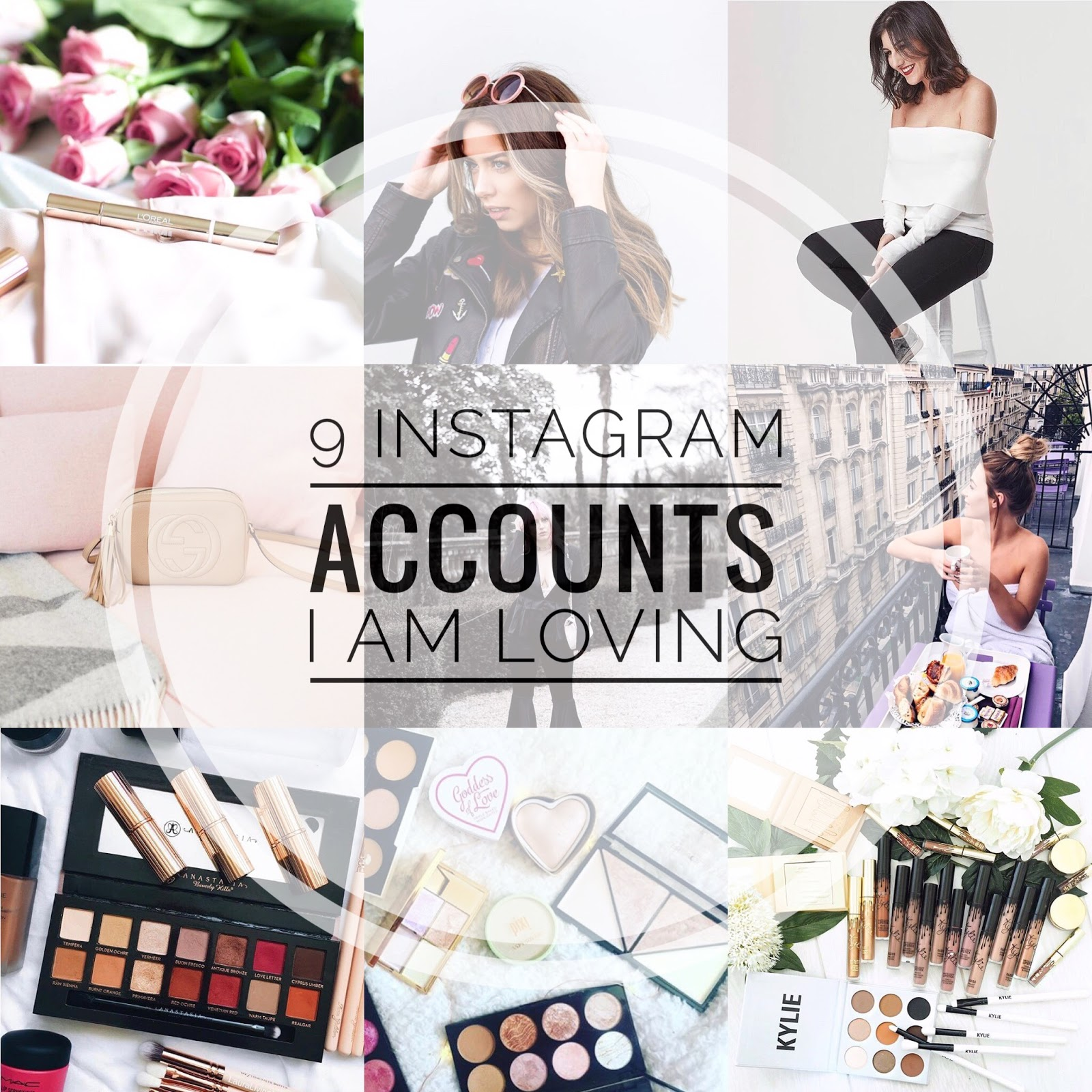 9 Instagram Accounts I Am Loving