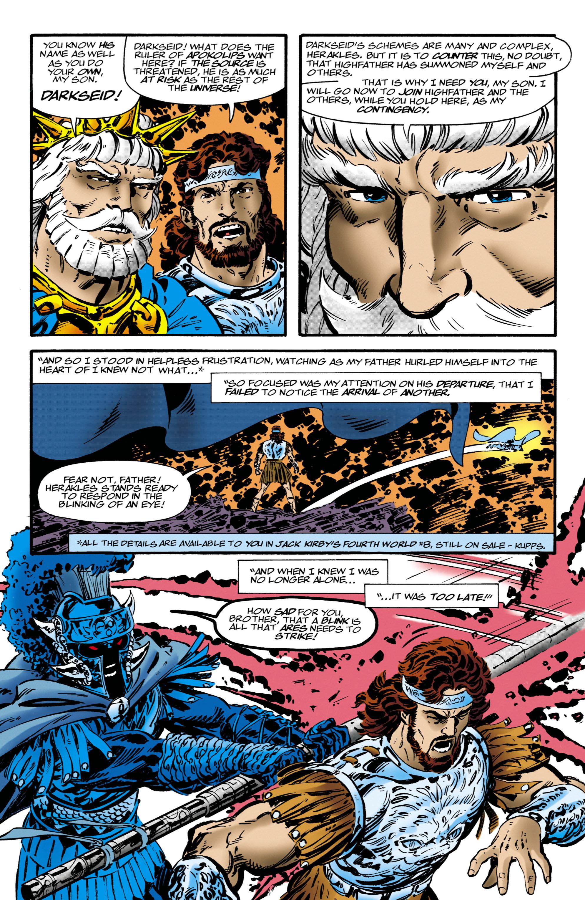 Read online Wonder Woman (1987) comic -  Issue #126 - 7