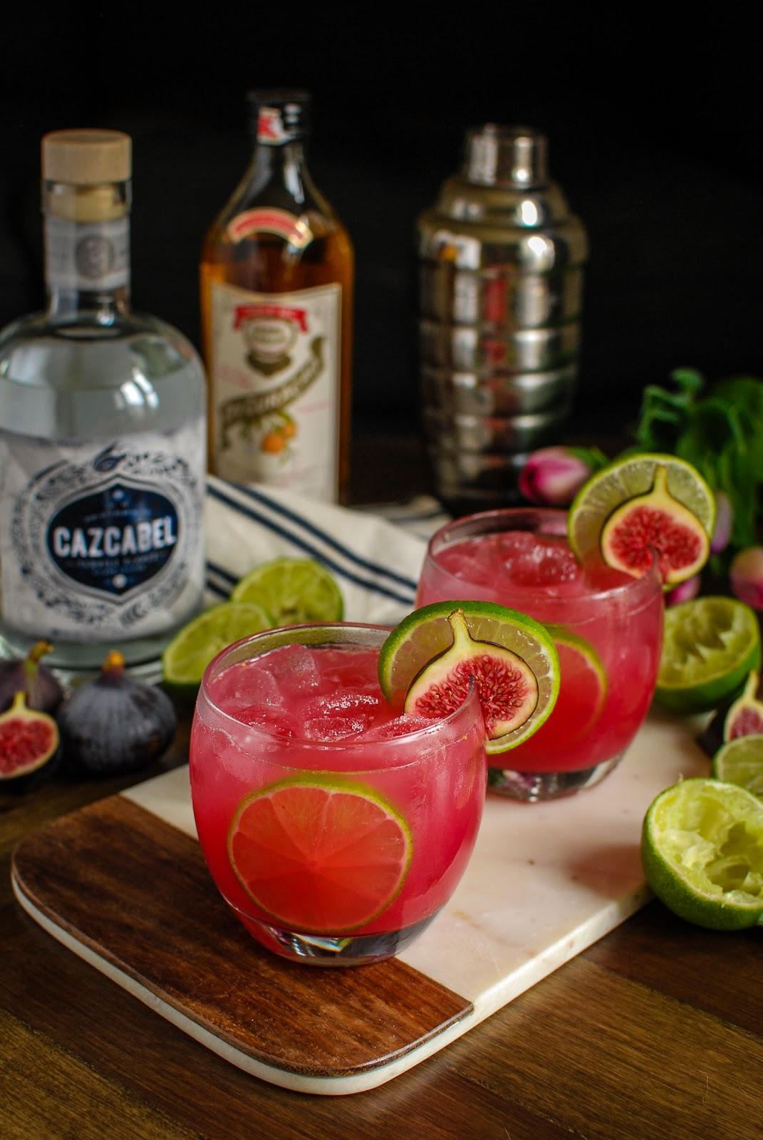 Fig Margaritas