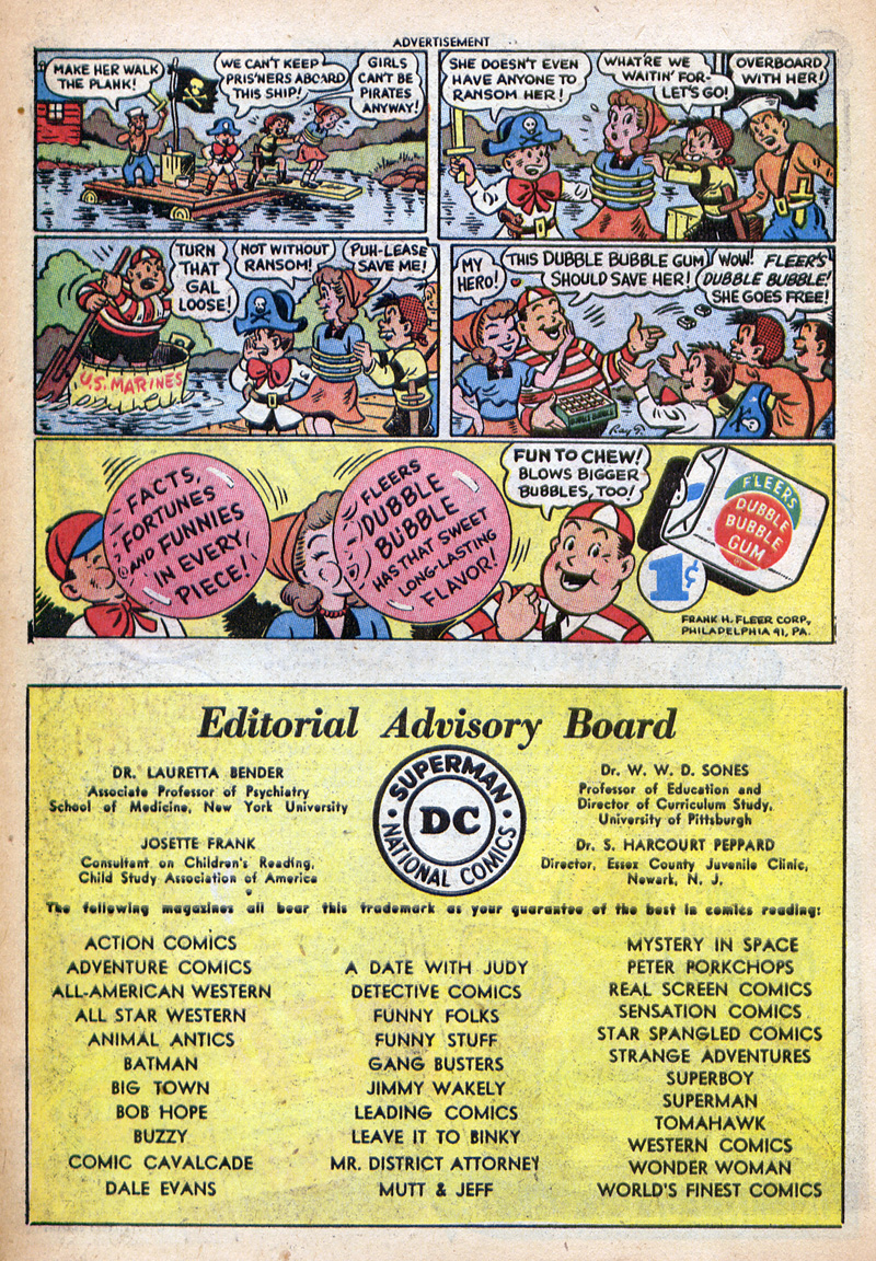 Strange Adventures (1950) issue 10 - Page 14