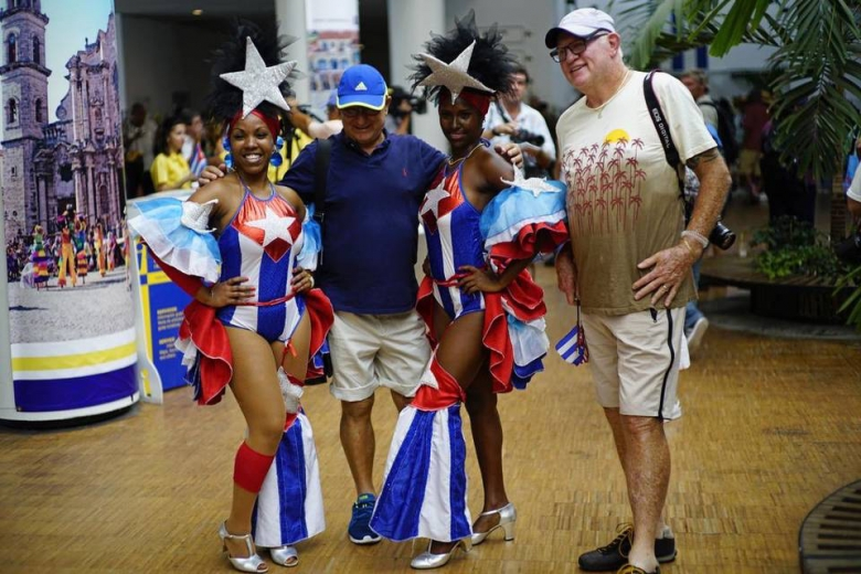 Cruises To Apartheid Cuba Offer No Benefits To The Oppressed Cuban - Cruise ship costume