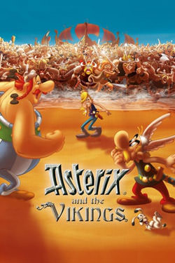 Asterix and the Vikings 2006 Dual Audio