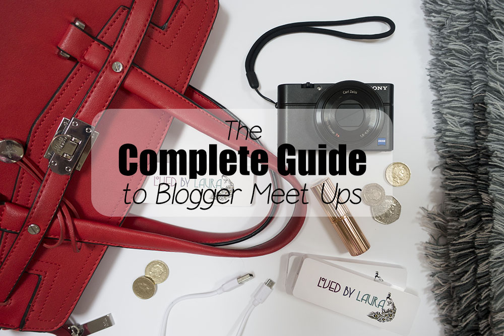 The Complete Guide To Blogger Meet Ups