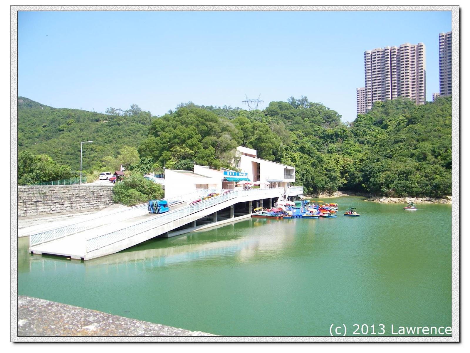 Lawrence的遠足遊蹤: 黃泥涌水塘(Wong Lai Chung Reservois)至赤柱峽道(Stanley Gap Road)