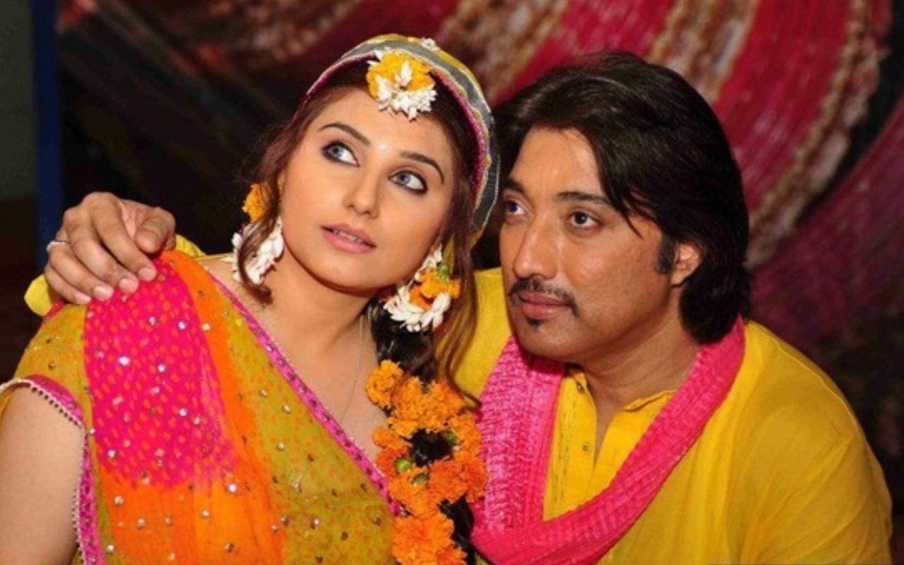 Sexy Wallpaper Pakistani Actor  Actress Saud And Javeria -5741