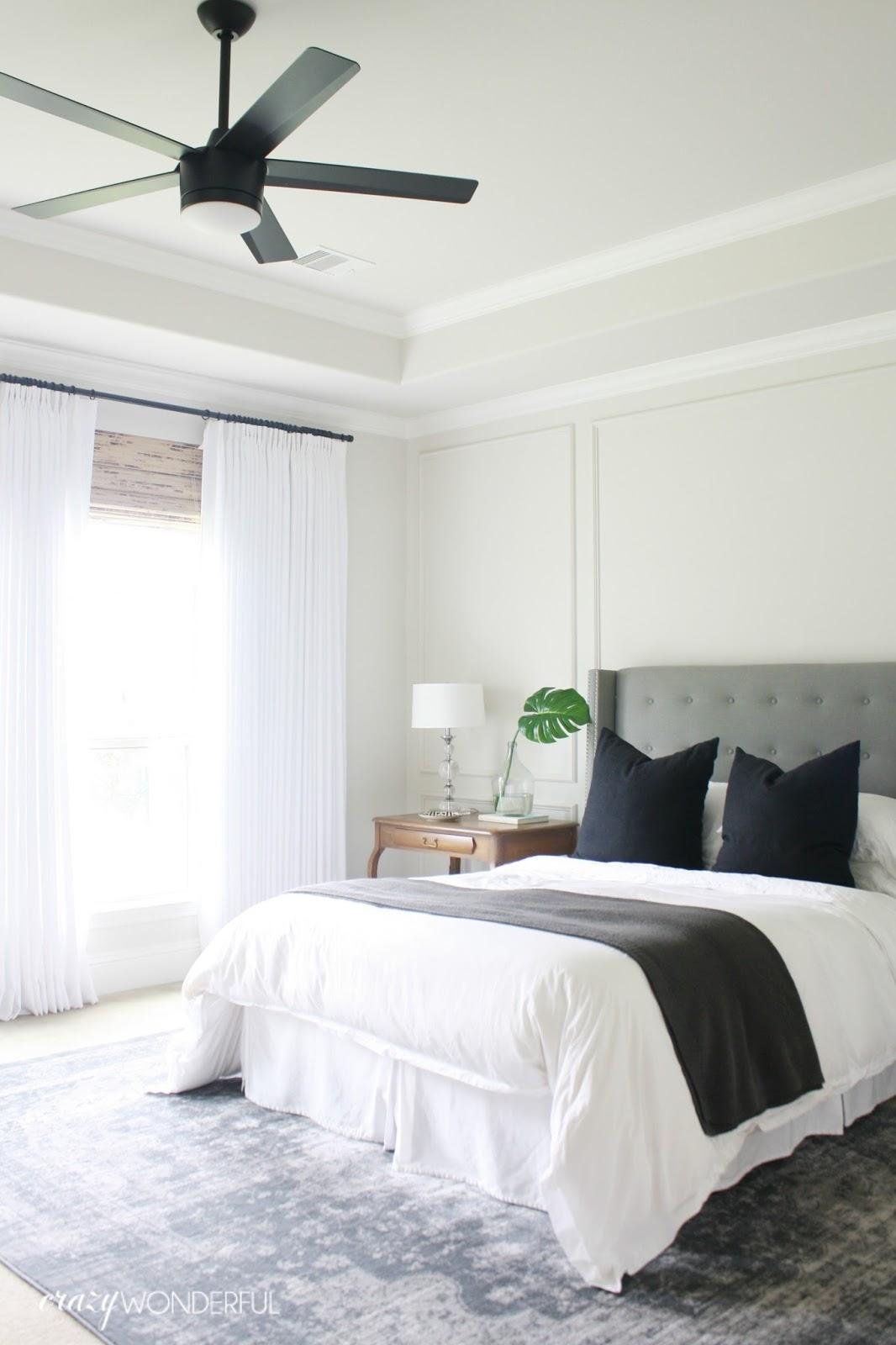 crazy wonderful bedroom ceiling fan