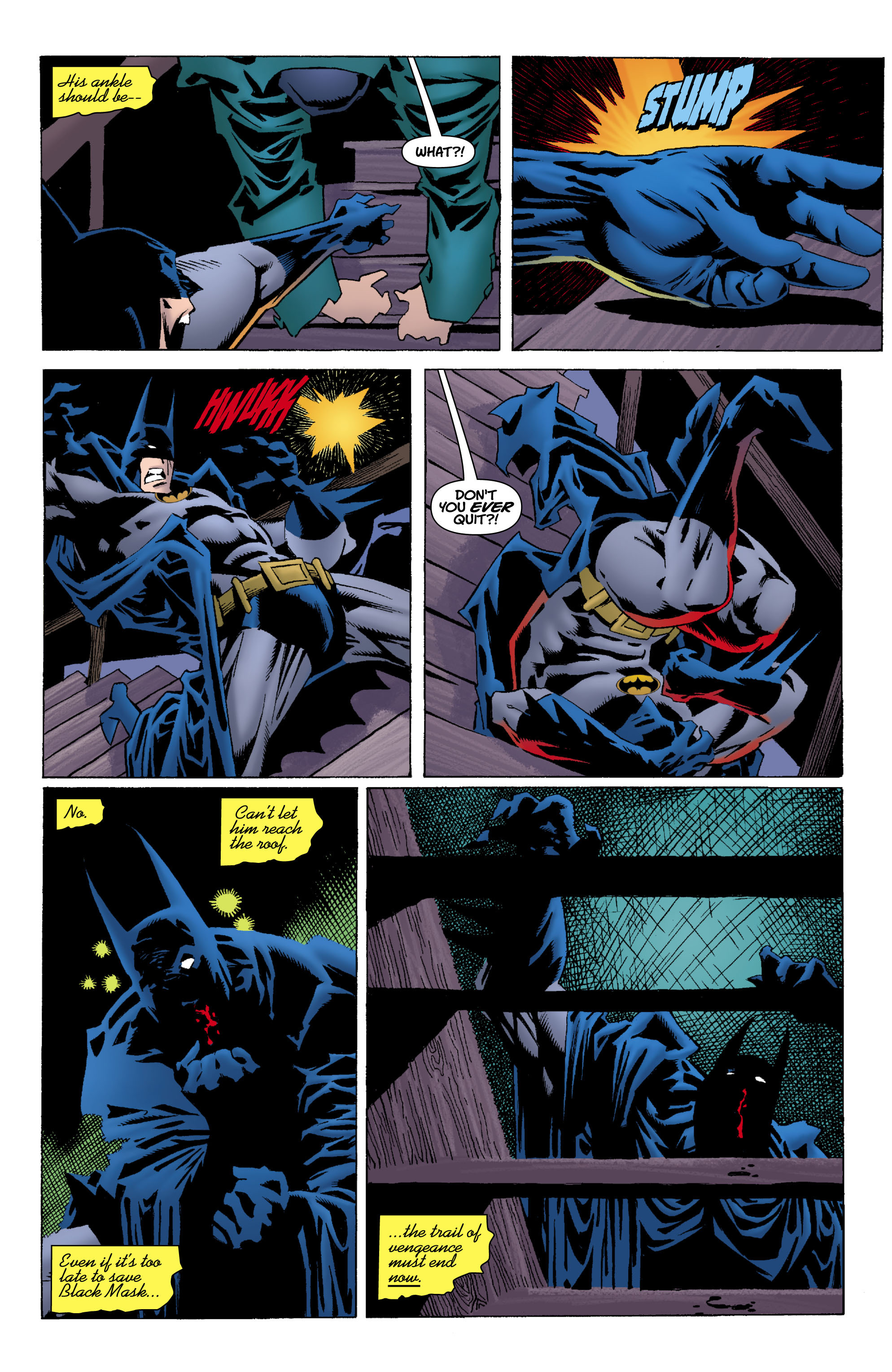 Read online Batman: Unseen comic -  Issue #4 - 18