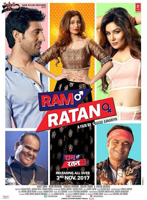 Ram Ratan 2017 Hindi DVDRip 480p 350Mb x264