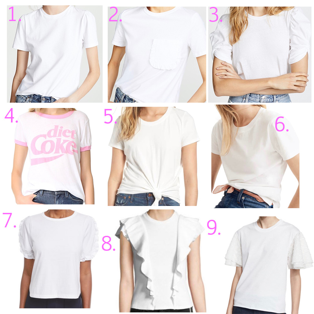 T-Shirt Obsessed — Little C & Lou Lou