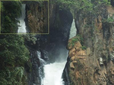 La Tzaráracua Waterfalls in Michoacán