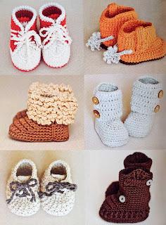 Super Cute Crochet for Little Feet by Vita Apala - pg 48